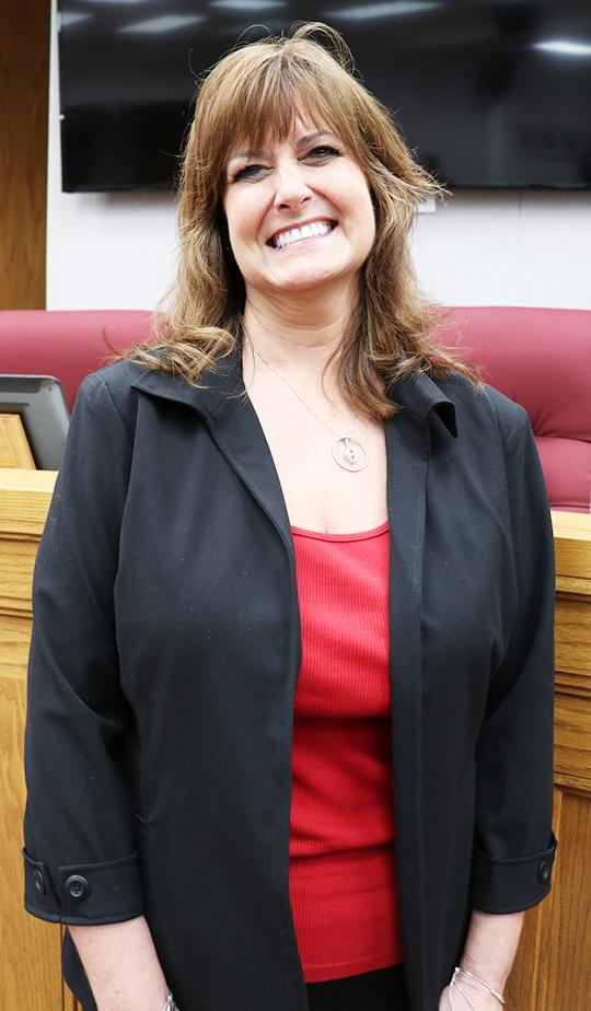 Kim Fontenot named Calcasieu Registrar of Voters – The